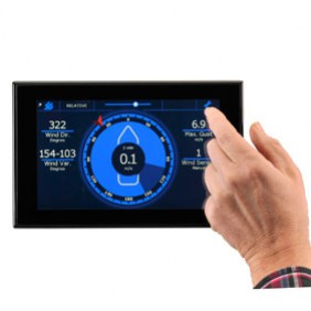 Multifunctional Displays, Meteorological Displays, Wind Displays, OMC-140