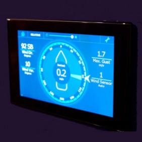 Multifunctional Displays, Meteorological Displays, Wind Displays, OMC-140
