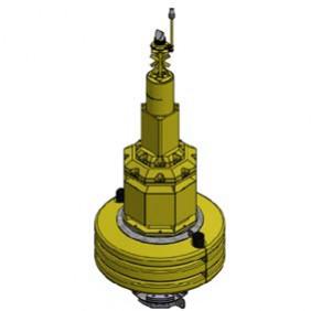 Data buoys, hydrological, OMC-7018