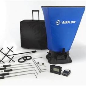 Airflow, Capture hoods, luchtdebietmeters, air flow meter