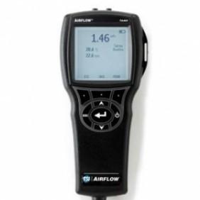 micromanometer, airflow