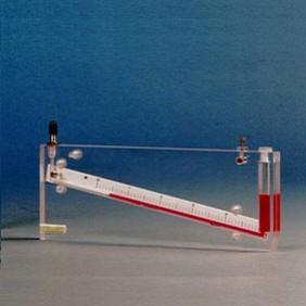 U-tube pressure gauges pressure sensors