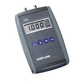 DM-serie Micromanometer