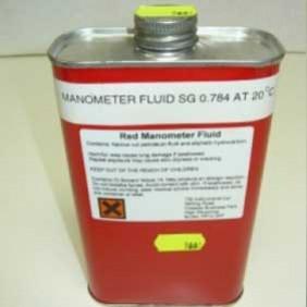 Measuring Liquid Red S.G. 0.784