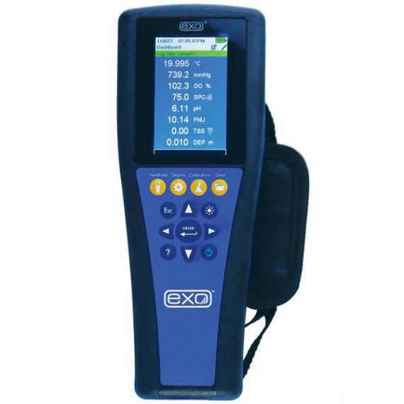 YSI EXO multiparameter handheld