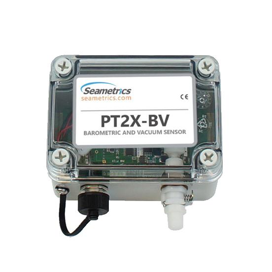 Seametrics PT2X-BV Smart Barometric/Vacuum Sensor
