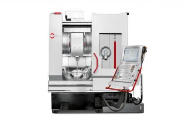 Hermle 5-axis machining center (C12) from Observator Precisietechniek. We are located in Amsterdam, the Netherlands, and specialised in mechanical precision techniques