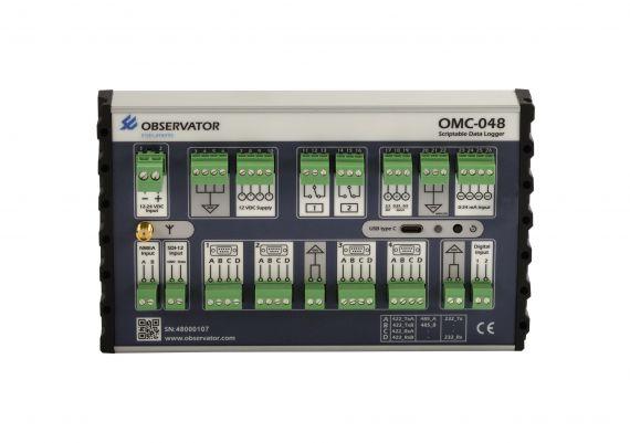 OMC-048 Scriptable Data Logger