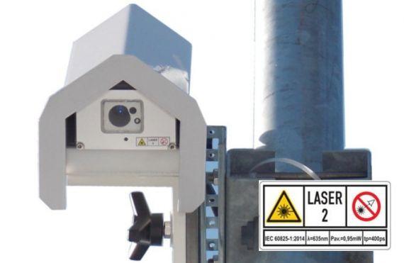 SHM-31 Snow Depth Sensor