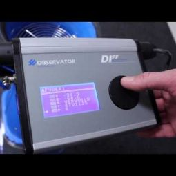 Video: DIFF Automatic Air Volume Flow Meter