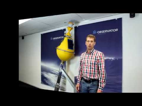 Video: Introduction of the OMC-7006 Data Buoy