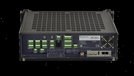 OIC-2021 HMS Server